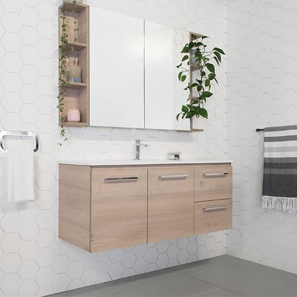 Glacier Vanity Bathroom International